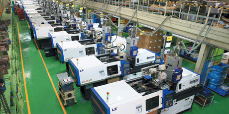 Injection Molding Machines and Auxiliaries | Hirate America | We