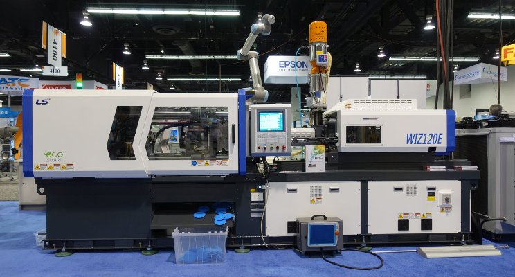 LS Mtron All Electric | Injection Molding Machines and Auxiliaries