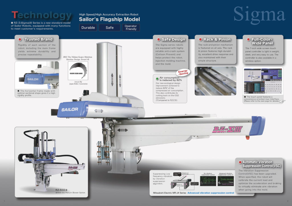 5 Critical Points When Selecting Top Entry Robots for Injection