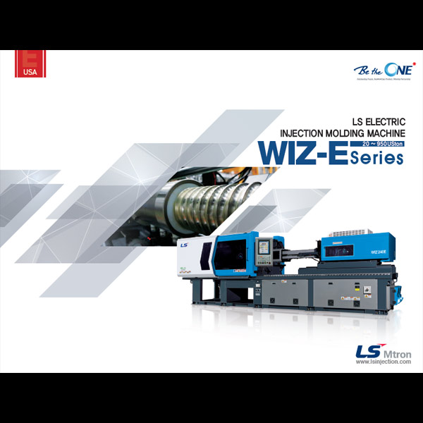 LS Mtron WIZ-E Injection Molding Machine Brochure 2018 - Injection